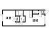 間取り,1DK,面積32.4m2,賃料4.7万円,バス くしろバス若竹町19番地下車 徒歩2分,,北海道釧路市若竹町17-18