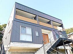 兵庫県姫路市藤ケ台の賃貸アパートの外観