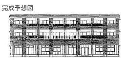 ショコラIII[3階]の外観