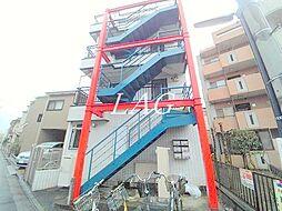 埼玉県戸田市上戸田2丁目の賃貸マンションの外観