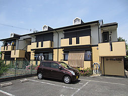 カーサHANBEI[103号室]の外観