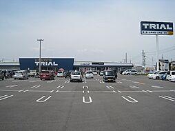 スーパーセンタートライアル安八店 1166m  生鮮食品から日常用品まで品数が多く24時間営業しています。