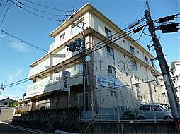 京都府京都市伏見区道阿弥町の賃貸マンションの外観