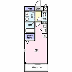 ドールタウン[1階]の間取り
