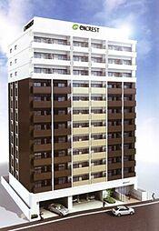 エンクレストネオ博多駅南[7階]の外観