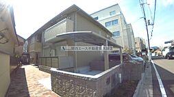 大阪府東大阪市吉原2丁目の賃貸アパートの外観