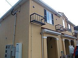 鹿児島県鹿児島市広木2丁目の賃貸アパートの外観