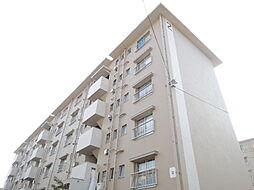 大阪府枚方市茄子作1丁目の賃貸マンションの外観