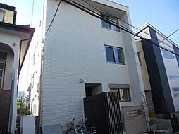 神奈川県茅ヶ崎市元町の賃貸マンションの外観