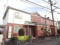 兵庫県西宮市山口町下山口4丁目の賃貸アパートの外観