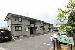 ウィステリア中吉田II B棟[202号室]の外観