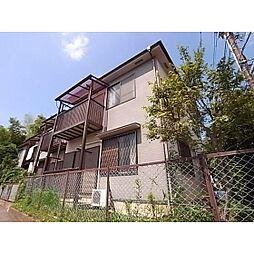 東京都杉並区和泉1丁目の賃貸アパートの外観