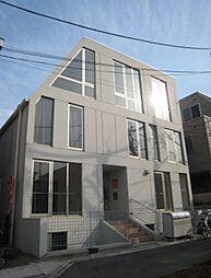 東京都新宿区北新宿3丁目の賃貸マンションの外観