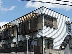 サンワコーポ[2階]の外観
