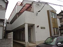 兵庫県加古郡播磨町南大中2丁目の賃貸アパートの外観