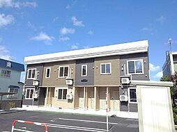 JR函館本線 星置駅 徒歩12分の賃貸アパート