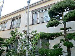 東京都大田区南馬込4丁目の賃貸アパートの外観