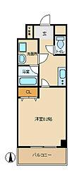 SA-COURT[4階]の間取り