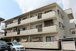 愛知県名古屋市中川区辻畑町の賃貸マンションの外観