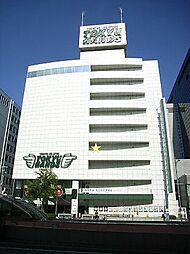 心斎橋スポット21[4階]の外観