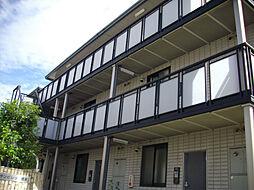 サンビレッジ摂津 B棟[202号室]の外観