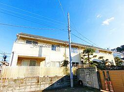 神奈川県鎌倉市材木座6丁目の賃貸アパートの外観