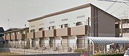 兵庫県尼崎市南塚口町3丁目の賃貸アパートの外観