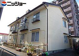 ジョイフル足立[1階]の外観