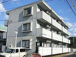フレンチェスデン[2階]の外観