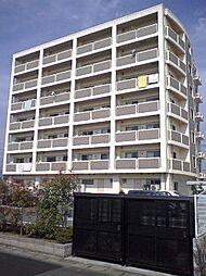 グランソレイユ西中央[3階]の外観