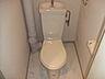 トイレ,1K,面積20.38m2,賃料3.1万円,JR久大本線 久留米大学前駅 徒歩4分,,福岡県久留米市朝妻町