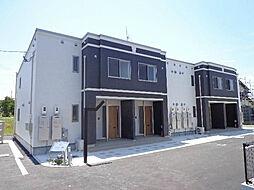 山口県下関市横野町2丁目の賃貸アパートの外観