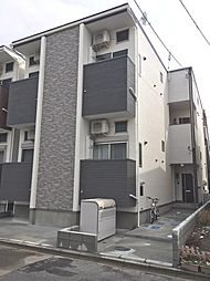 JR仙石線 中野栄駅 徒歩5分の賃貸アパート