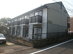 NACハウスIII[1階]の外観