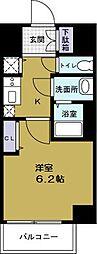 ファステート大阪ドームシティ[10階]の間取り