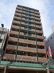 ユーカ心斎橋東[8階]の外観