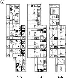 (仮称)南区本星崎町B棟 新築アパート[C号室号室]の間取り