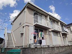 千葉県千葉市若葉区千城台北3丁目の賃貸アパートの外観