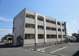 神奈川県平塚市北金目1丁目の賃貸アパートの外観