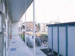レオパレスヴィブレ[202号室]の外観