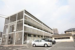 香川県高松市栗林町3丁目の賃貸アパートの外観