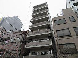 レピュア浅草[4階]の外観