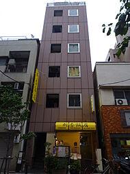麻布新香ビル[3階]の外観