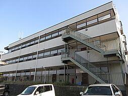 メゾン白百合[3階]の外観