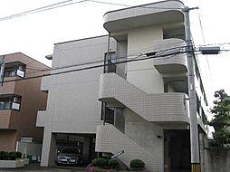 新潟県新潟市西区小針上山の賃貸マンションの外観