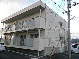 コーポラス神戸[1階]の外観