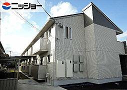 KM[2階]の外観