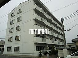 サンライズ箕田駅前ハイツ401[4階]の外観