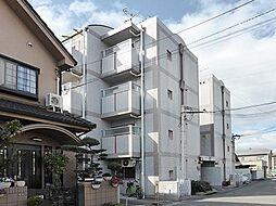 大阪府岸和田市下池田町2丁目の賃貸マンションの外観