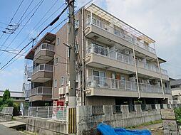中村10番館[4階]の外観
